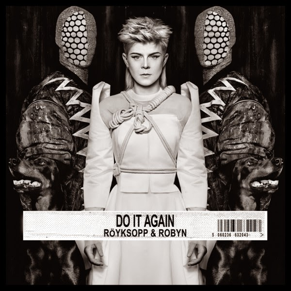 Röyksopp & Robyn - Do It Again Cover