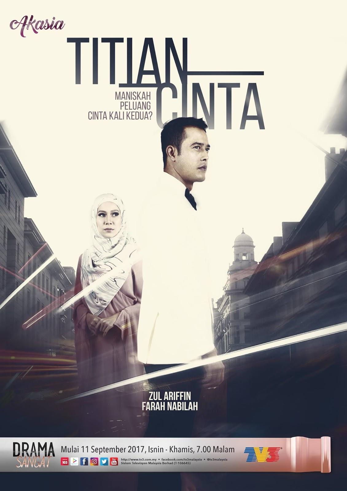 Drama Titian Cinta (2017) TV3
