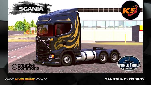 SCANIA S730 - DREAMLINE EDITION
