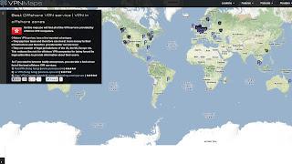 VPN Maps