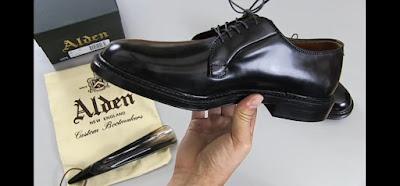 Alden_Black_Shell_Cordovan_Boots
