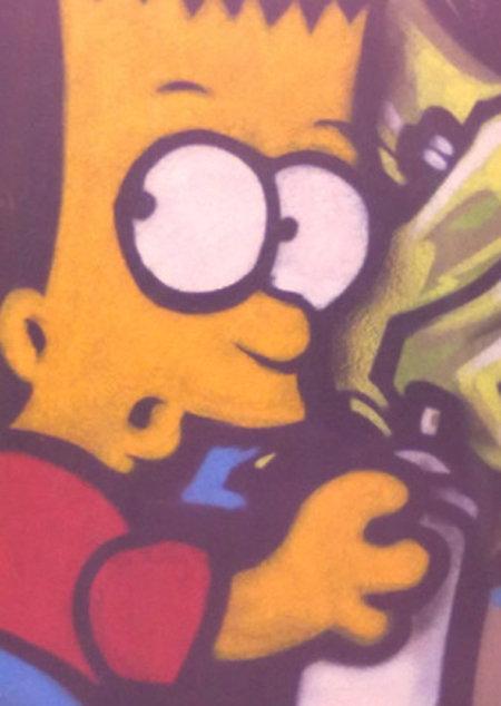 7 Cool Artwork Cartoon Graffiti