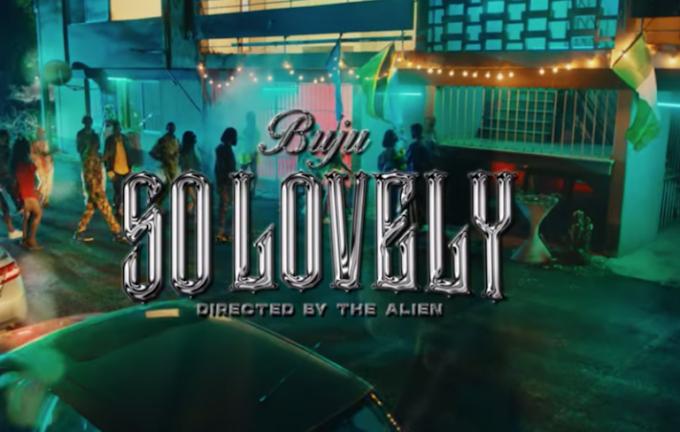 "[Video] Buju – ""So Lovely"""
