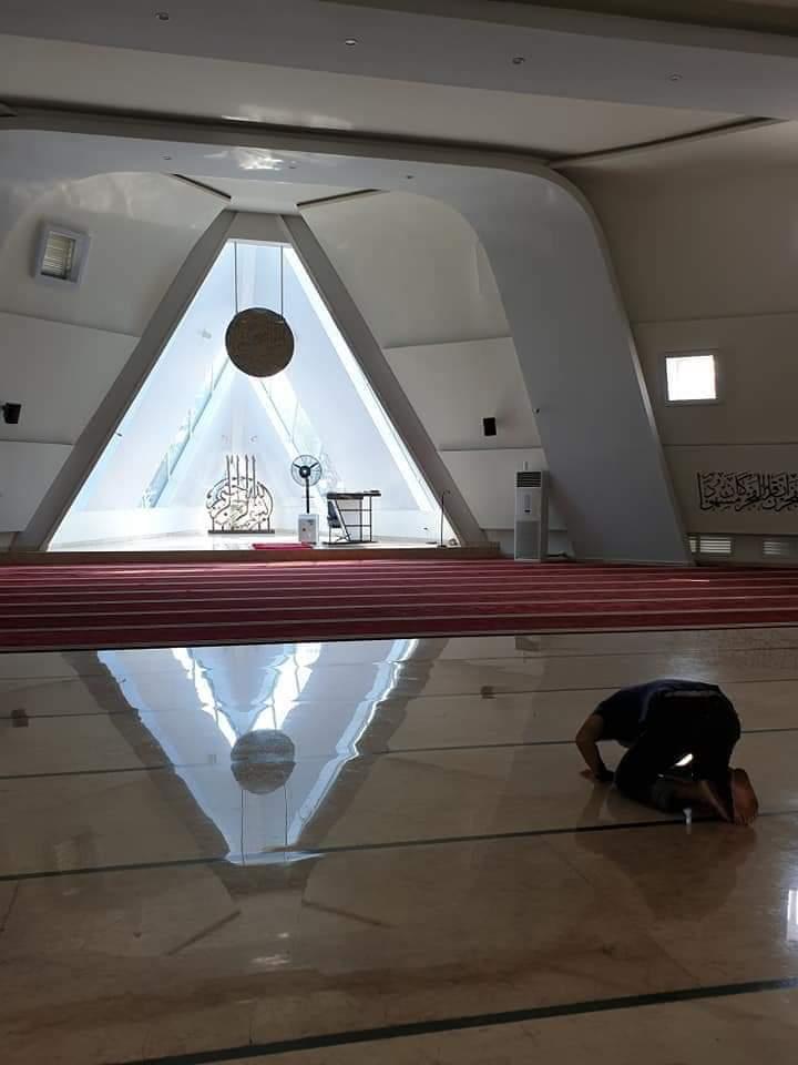 Masjid Al-Safar & Polemik Illuminati Kreativitas Perlu Sensitivitas