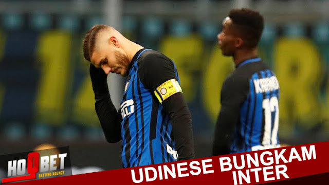 Liputan Skor - Inter Milan vs Udinese
