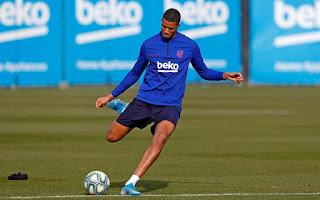 Barcelona Set to lose wonderkid tip 'next Van Dijk' to Chelsea