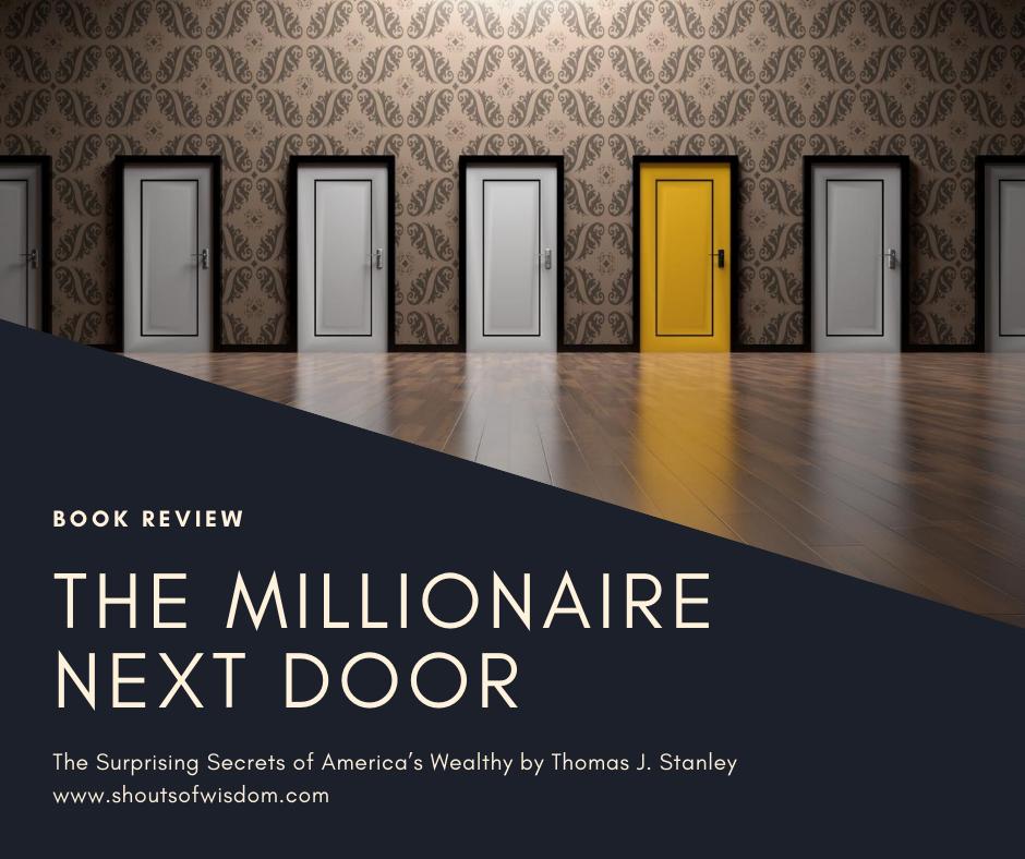 The Millionaire Next Door Book Review