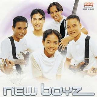 Kunci Gitar New Boyz - Meraung | INFOKU.s