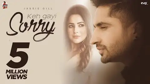Keh Gayi Sorry Lyrics | Jassi Gill Songs | New Punjabi Song