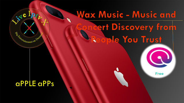 Wax Music App (Updated)