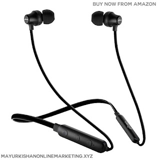 Top 5 Best Neckband Bluetooth Earphones with mic In India