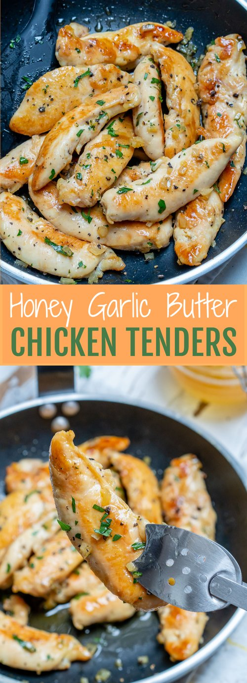 Honey Garlic Butter Chicken Recipe