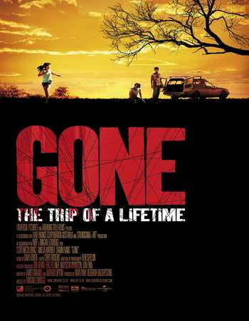 Poster Of Gone 2006 Dual Audio 300MB Web-DL 480p ESubs Free Download Watch Online