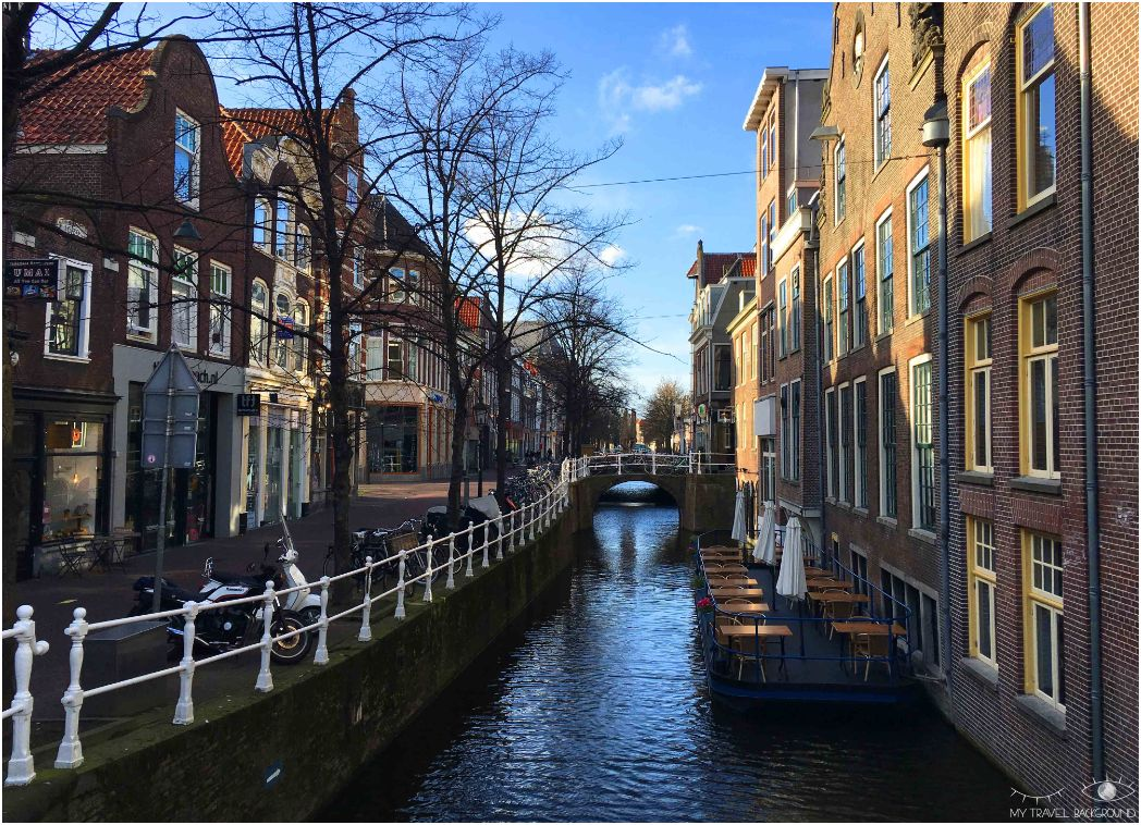 My Travel Background : 1 week-end aux Pays-Bas, de Rotterdam à Delft - Delft