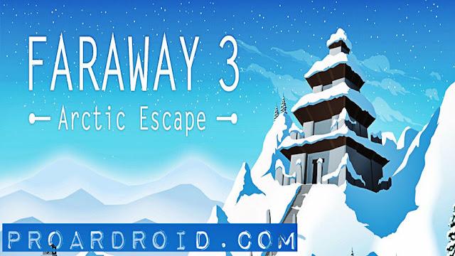 لعبة Faraway 3: Arctic Escape Apk v1.0.3742 كاملة للاندرويد (اخر اصدار) logo