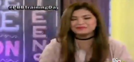 "Angel Locsin, Robi Domingo, And Darla Sauler Enacted An Iconic Scene From ""The Third Party"""