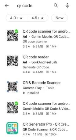 अपने मोबाइल फोन को अपना क्यूआर कोड स्कैनर बना सकते हैं।