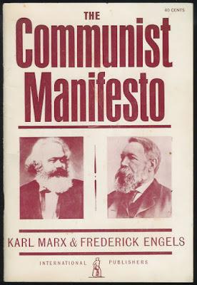 The Communist Manifesto by Karl Marx, Friedrich Engels