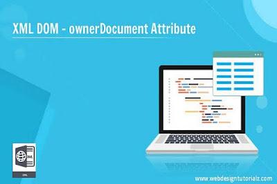 XML DOM - ownerDocument Attribute
