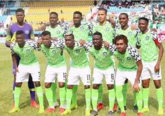 SPORTSNigeria Jumps To 31st Position In February FIFA