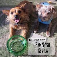 The Chesnut Mutts PawNosh Review