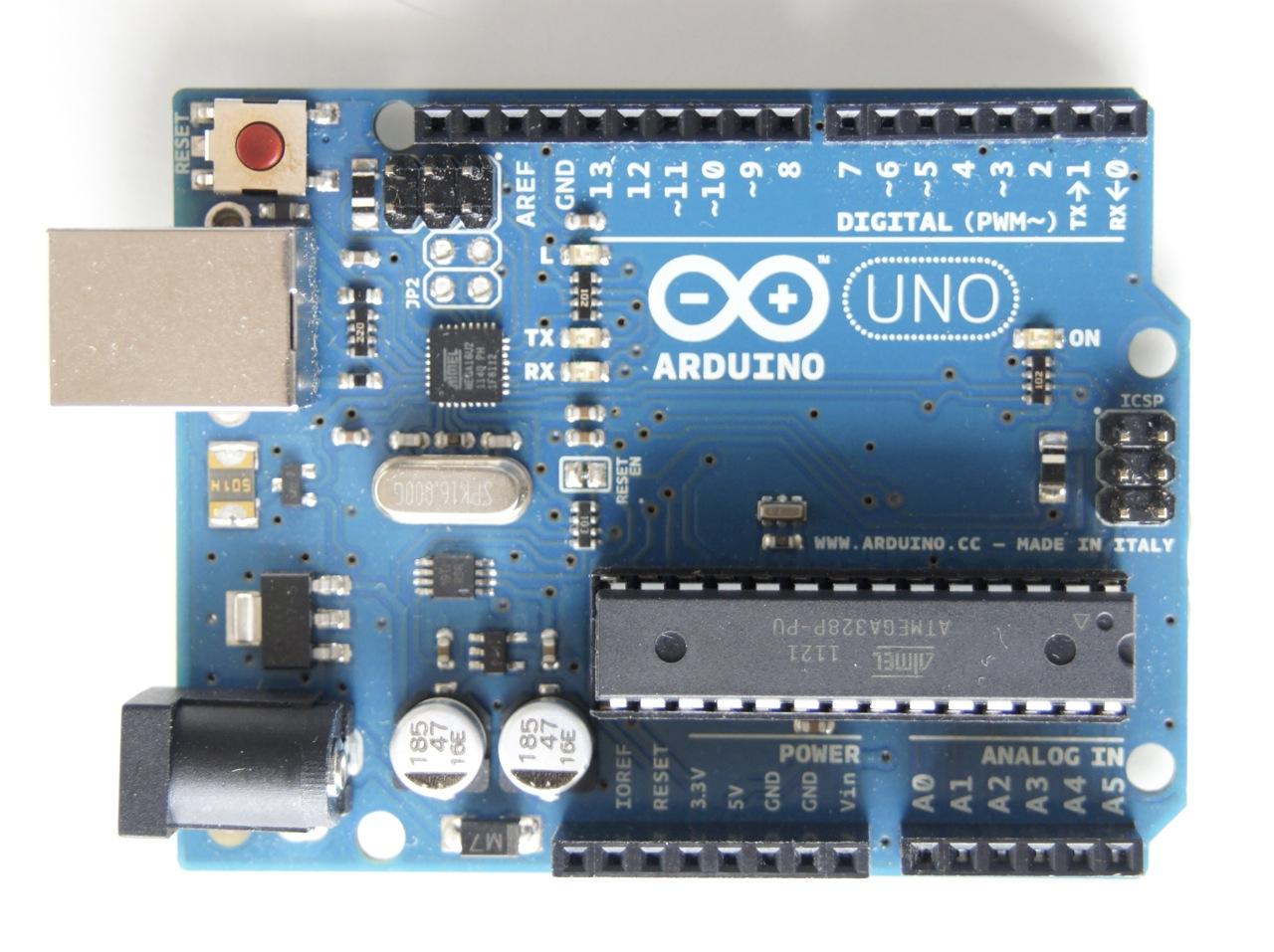 Digital Diner: Arduino Uno vs BeagleBone vs Raspberry Pi