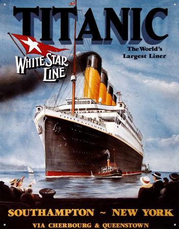 4 Teorias da Conspiração Sobre o Titanic