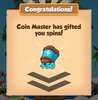 30/10/2020 Today's 5th Link for 50 Spins