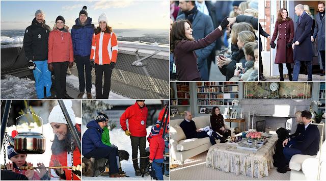 Kate i William w Norwegii - DZIEŃ 4 | Podsumowanie