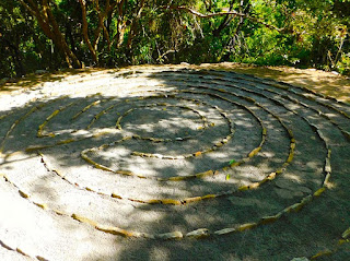 #labyrinth, labyrinth, #payabay, #payabayresort, paya bay resort, mystical, meditation, spirituality,