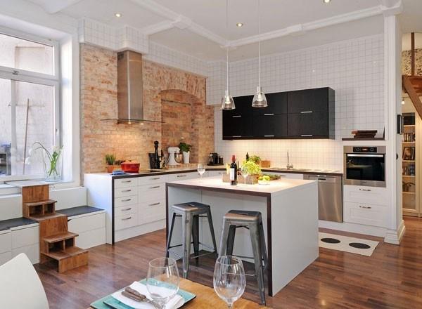 Kitchen Set Blora Contoh Gambar Desain Dapur Kecil Tanpa Kitchen