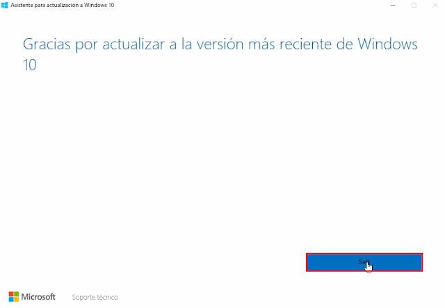 Cómo instalar Windows 10 Anniversary Update
