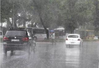 Alerta: Meteorologia emite boletim sobre fortes chuvas na Paraíba