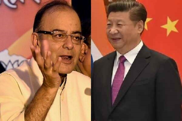 arun-jaitley-remind-china-to-not-compare-1962-with-today-india