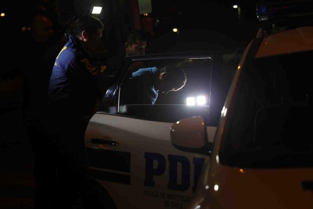 Osorno: PDI detiene a sujeto involucrado en robo de camión Brinks
