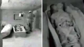 O Projeto ISIS: a múmia de um ex-astronauta encontrado pela KGB