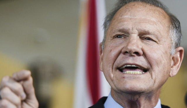Roy Moore announces another Alabama Senate run