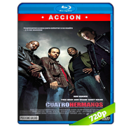 Cuatro hermanos (2005) Full HD 1080p Audio Dual Latino-Ingles