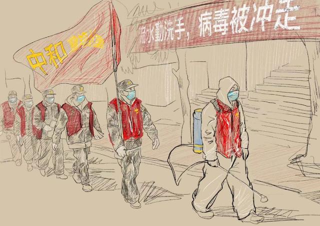 Коронавирус, Китай, эпидемия, инфекция, 2020