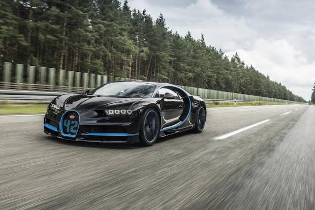 Último Bugatti Veyron