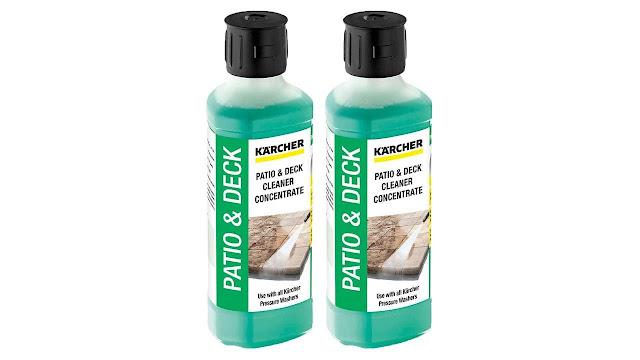 KARCHER Genuine Patio & Deck Pressure Washer Cleaner