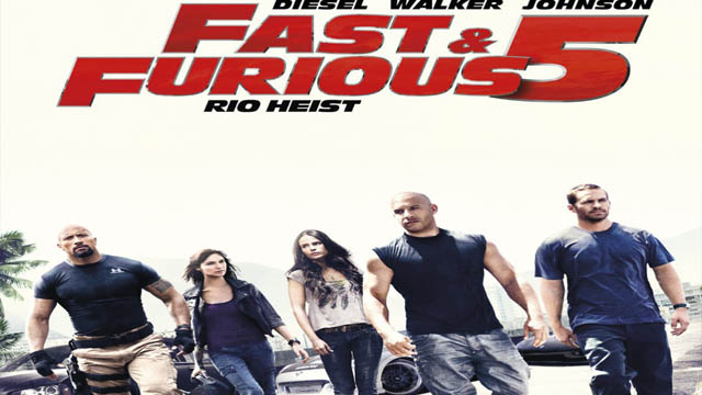 Fast Five (2011) Movie [Dual Audio] [ Hindi + English ] [ 720p + 1080p ] BluRay Download