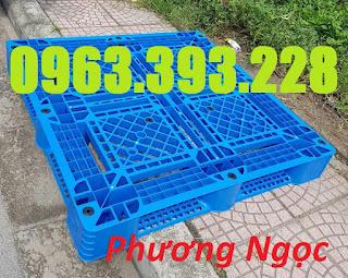 Pallet nhựa kê kho, Pallet nhựa công nghiệp, pallet nâng hàng, pallet nhựa giá rẻ