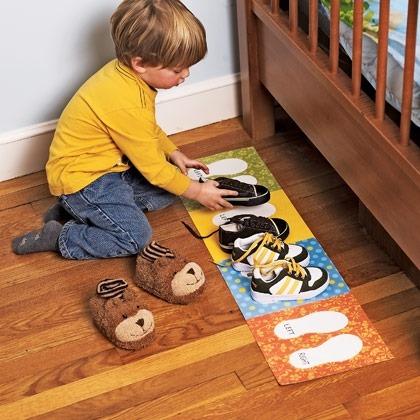 Simple Shoe Organizer