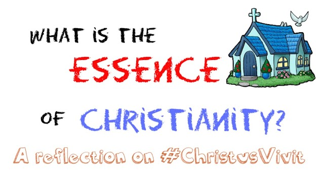 "What is the essence of Christianity? (it is not ""to love"") #audio"