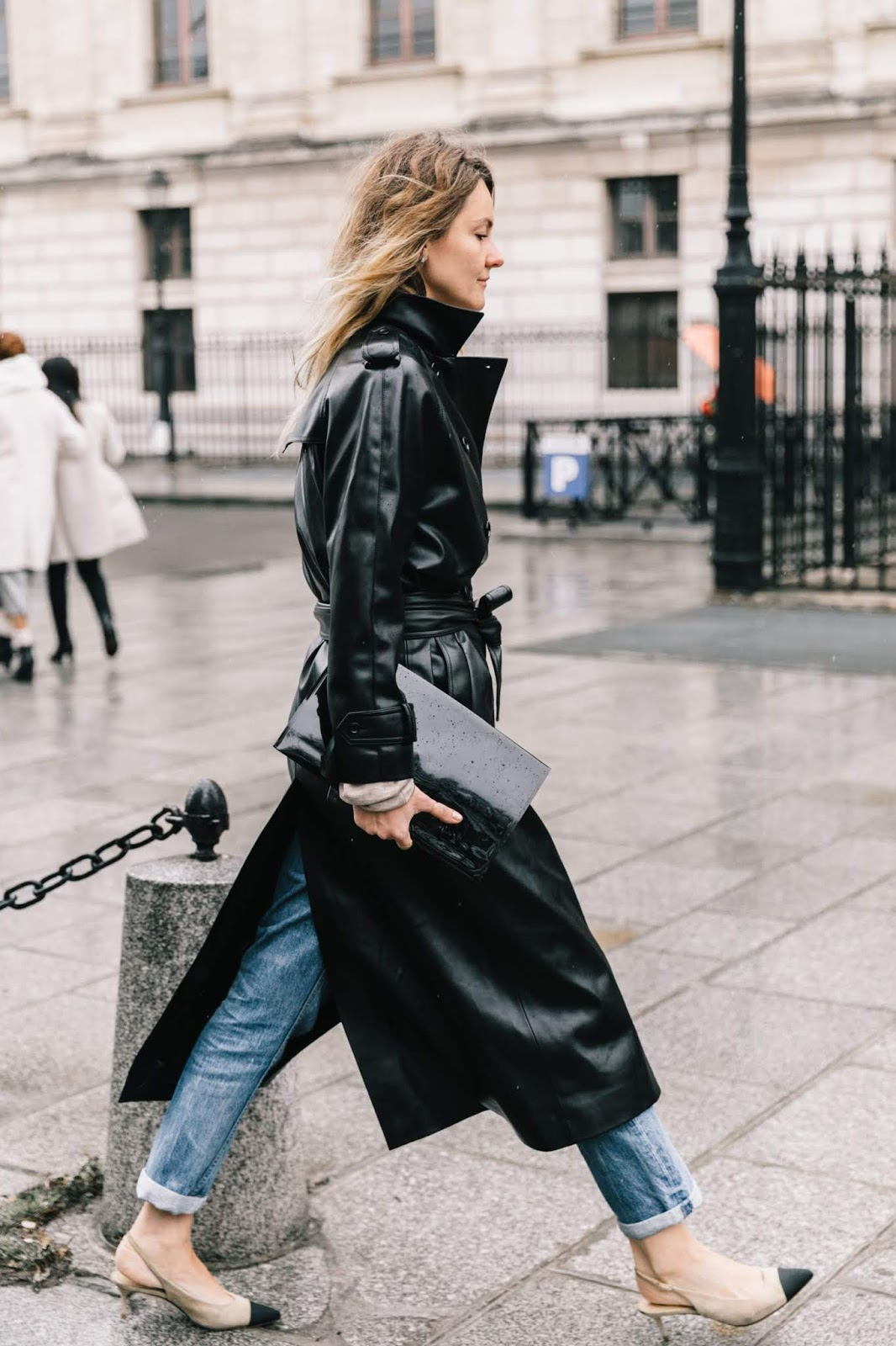 These Are the Best Trench Coats for Beating the Cold