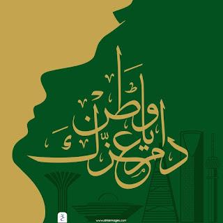 صور عن اليوم الوطني السعودي 2019
