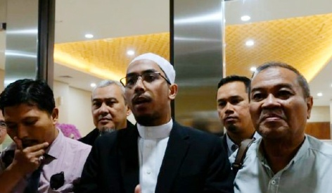 Laporkan Balik Abu Janda, Ustaz Maheer: Ada yang Takut Panik Mau Dibunuh