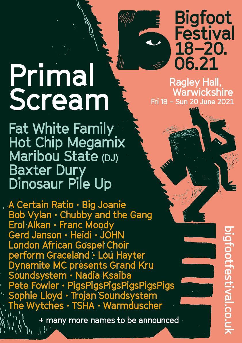 18 Jun 2021, Bigfoot Festival, Ragley Hall, Warwickshire - ACR Gigography