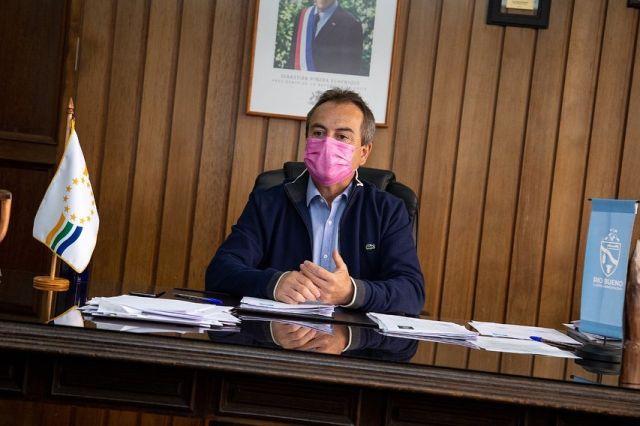 Alcalde Luis Reyes